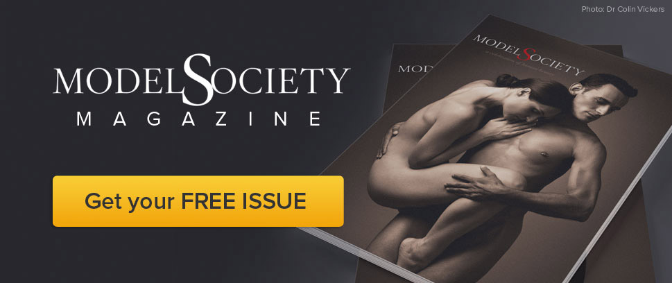 Model Society Magazine, Free issue.